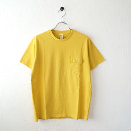Jackman(ジャックマン) /US Cotton Pocket T-Shirt イエロー