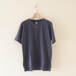 Jackman(ジャックマン) / Henleyneck T-shirt Navy
