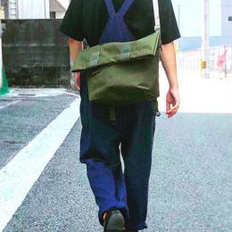 Denmark軍 shoulder bag dead stock