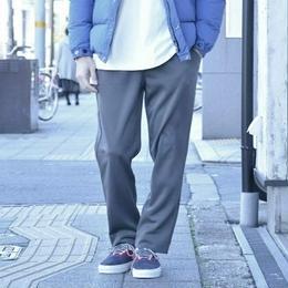 Nasngwam (ナスングワム) / ASIST PANTS(JERSEY) gray
