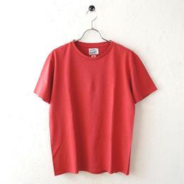 RIDING HIGH(ライディングハイ) / 無地Tシャツ SMOKE RED
