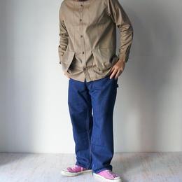 70S MONTGOMERY WORD painter pants
