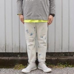 Sunny side up(サニーサイドアップ)/ remake bleach denim pants size4