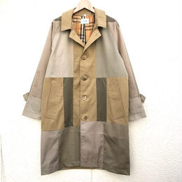 "Yoused / ユーズド Vintage ""Burberry"" Remake Coat"