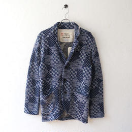 RIDING HIGH (ライディングハイ)/ jacquard jacket ジャガード ジャケット HANABI