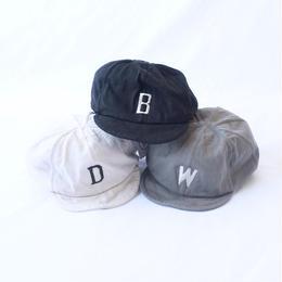 Jackman(ジャックマン) / Dotsume Baseball Cap 度詰めベースボールキャップ