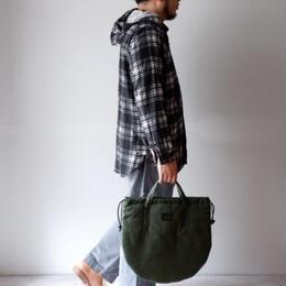 MIS(エムアイエス)  UK HELMET BAG - CAMO GREEN