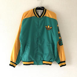 adidas (アディダス)nylon stadium jumper USA古着/USED