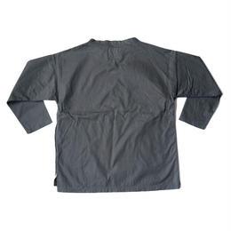 weac.(ウィーク)/JONNY フィッシャーマンカラーシャツ KHAKI