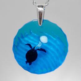 アオウミガメ(turtle109)