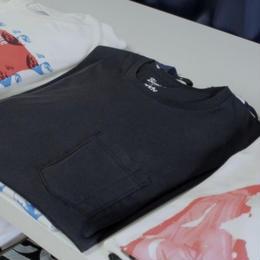 Blueism × Leaddy [Eyewear Designated ]オーガニックポケットTシャツ