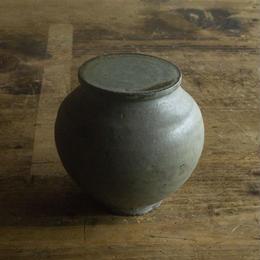 広川絵麻 丸い蓋物