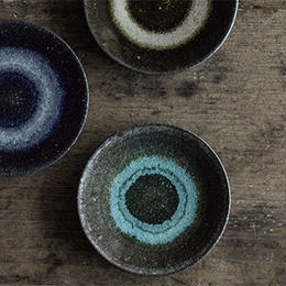 SŌK 豆皿(1の写真上)