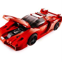 LEPIN レゴ互換 フェラーリ FXX 1/17 レーシングカー ブロックおもちゃ 8156相当