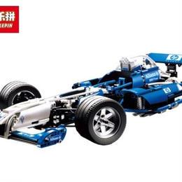 レゴ互換 ウィリアムズ F1マシン レースカー ブロックおもちゃ 8461相当