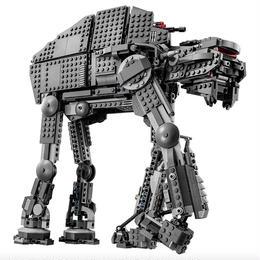 レゴ(LEGO)互換 スター・ウォーズ ファースト・オーダー ヘビー・アサルト・ウォーカー 75189相当