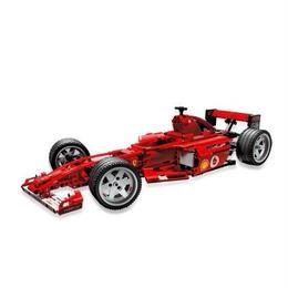 レゴ(LEGO)互換 フェラーリ F1レースカー 10/1 8386相当