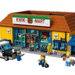 レゴ(LEGO)互換 ザ・シンプソンズ クイックEマート 71016相当