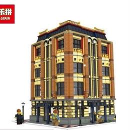 日本未発売 レゴ互換 アップル大学 ビルディングブロック moc クリエイティブ クリエイター ブロックキット 7968ピース