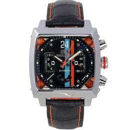 日本未発売 PAULAREIS 自動巻き 機械式腕時計 レザーストラップ 3気圧防水 40mm  カラバリ3色