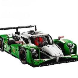 レゴ(LEGO)互換 耐久レースカー テクニックシリーズ  42039相当 1249ピース LEPIN