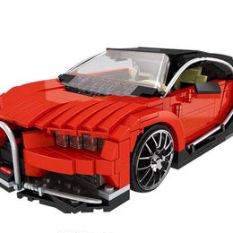 レゴ(LEGO)互換 ブガッティ シロン風 mocテクニックシリーズ ブ ブロックキット Xingbao 03009