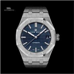 DIDUN DESIGN 自動巻き 機械式腕時計 メンズ  高級ブランド 日本ミヨタ製ムーブメント 8色展開