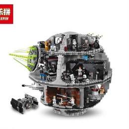 LEPIN レゴ互換 スターウォーズ デススター 3804ピース 10188相当 ブロックおもちゃ 教育おもちゃ