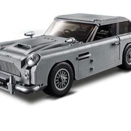 レゴ(LEGO)互換 007 アストンマーティン DB5 ジェームズボンド 10262相当
