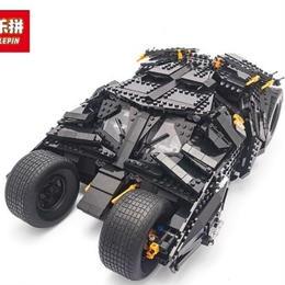 LEPIN レゴ互換 バットマン ザ タンブラー 76023相当 ブロックおもちゃ