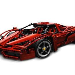 レゴ(LEGO)互換 フェラーリ エンツォ フェラーリ 8653相当