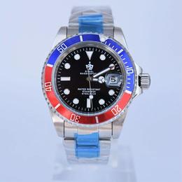 SteelBagelsport 自動巻き 機械式腕時計 ステンレス  40mm A04