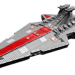 レゴ(LEGO)互換 日本未発売 スターウォーズ ヴェネター級スター・デストロイヤー