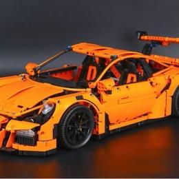 レゴ(LEGO)互換  42056相当 ポルシェ 911 GT3 RS  テクニックシリーズ