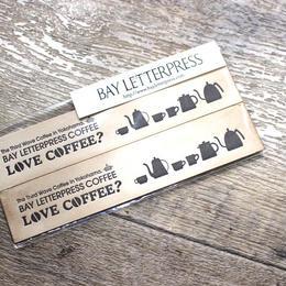 LOVE COFFEE? のブックマーク