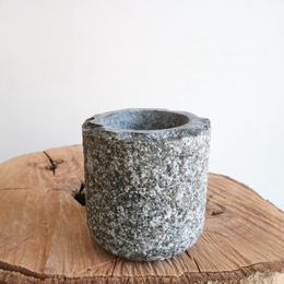ノム爺の石鉢     no.007 φ8cm