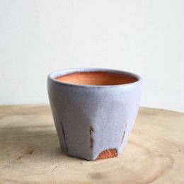 NEOSHIHO   no.010  ノコギリ植木鉢     φ8cm