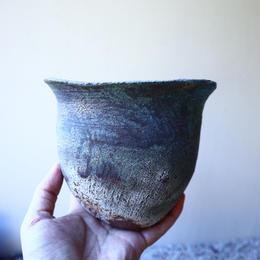 安西桂 〝土の子″ 鉢   no.111816