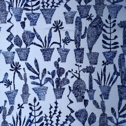 【uwaru】bandana-Strange Succulent