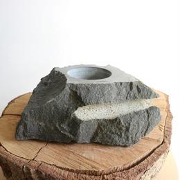 ノム爺の石鉢     no.003  φ17cm
