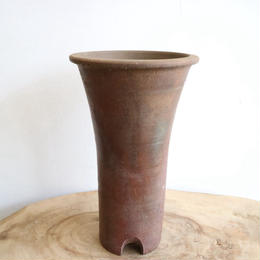 丹波鉢  デッドストック no.015   φ13cm