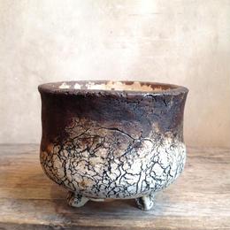 Pot  by  Wood   no.41009  φ12.5cm  タイポット