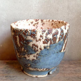 Pot  by  Wood   no.32  S  φ10cm  タイポット