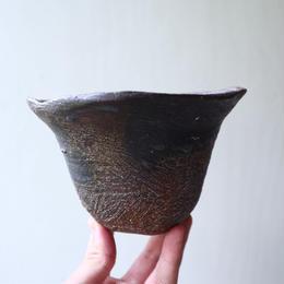 安西桂 〝土の子″ 鉢   no.93014
