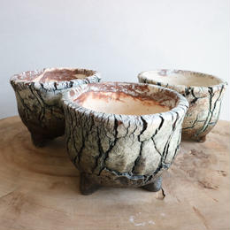 Pottery  by  Wood   no.026  φ10.5cm   タイポット