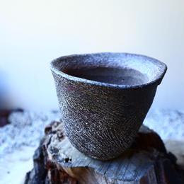 安西桂 〝土の子″ 鉢   no.111801
