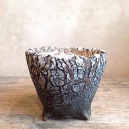 Pot  by  Wood   no.40015  φ11.5cm  タイポット