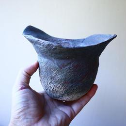 安西桂 〝土の子″ 鉢   no.111813
