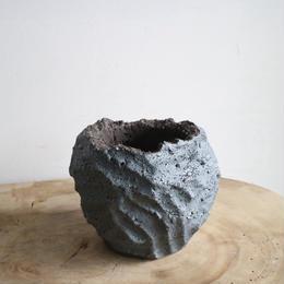 NEOSHIHO   no.013   礫  植木鉢 S    φ10cm