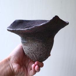 安西桂 〝土の子″ 鉢   no.93020